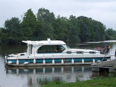 location bateau Nicols 1310 (FPP)
