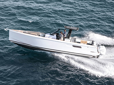 location bateau Fjord 38 Express