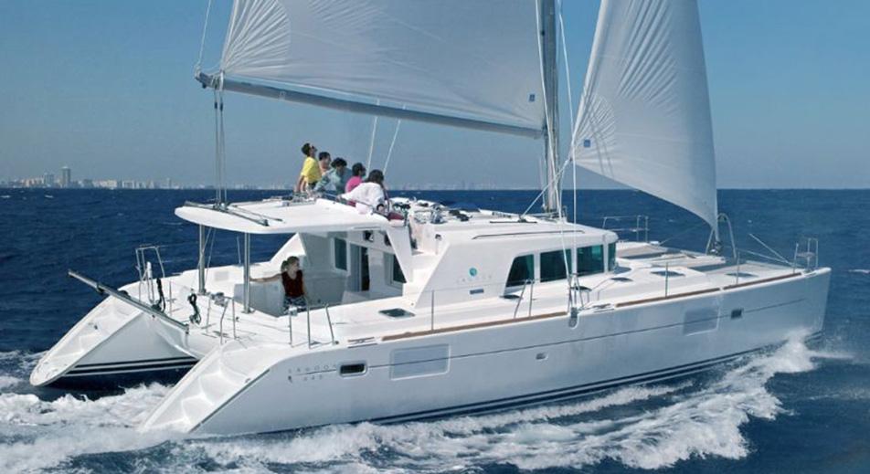 location bateau Lagoon 440