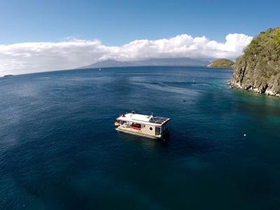 location bateau Aqualodge