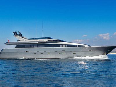 location bateau Admiral 101