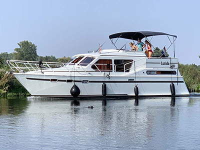 location bateau Merenpoort 1100s
