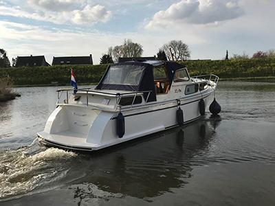 location bateau Boarnkruiser 920
