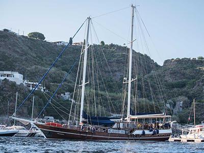location bateau Gelidonya II