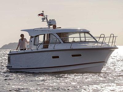 location bateau Nimbus 305 Coupe