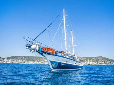 location bateau Esma Sultan II