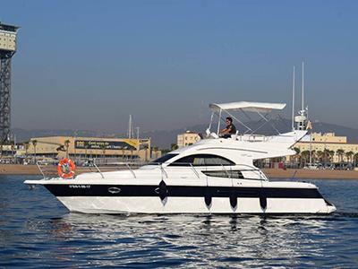 location bateau Moa Garin 1200