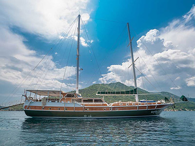 location bateau Sadri Usta 1