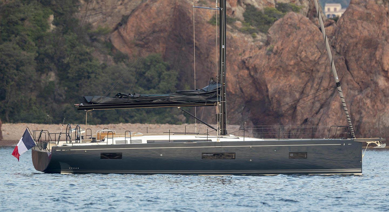esterno First Yacht 53