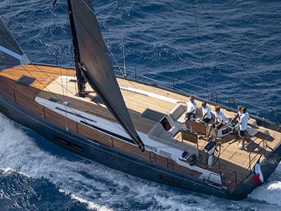 location bateau First Yacht 53