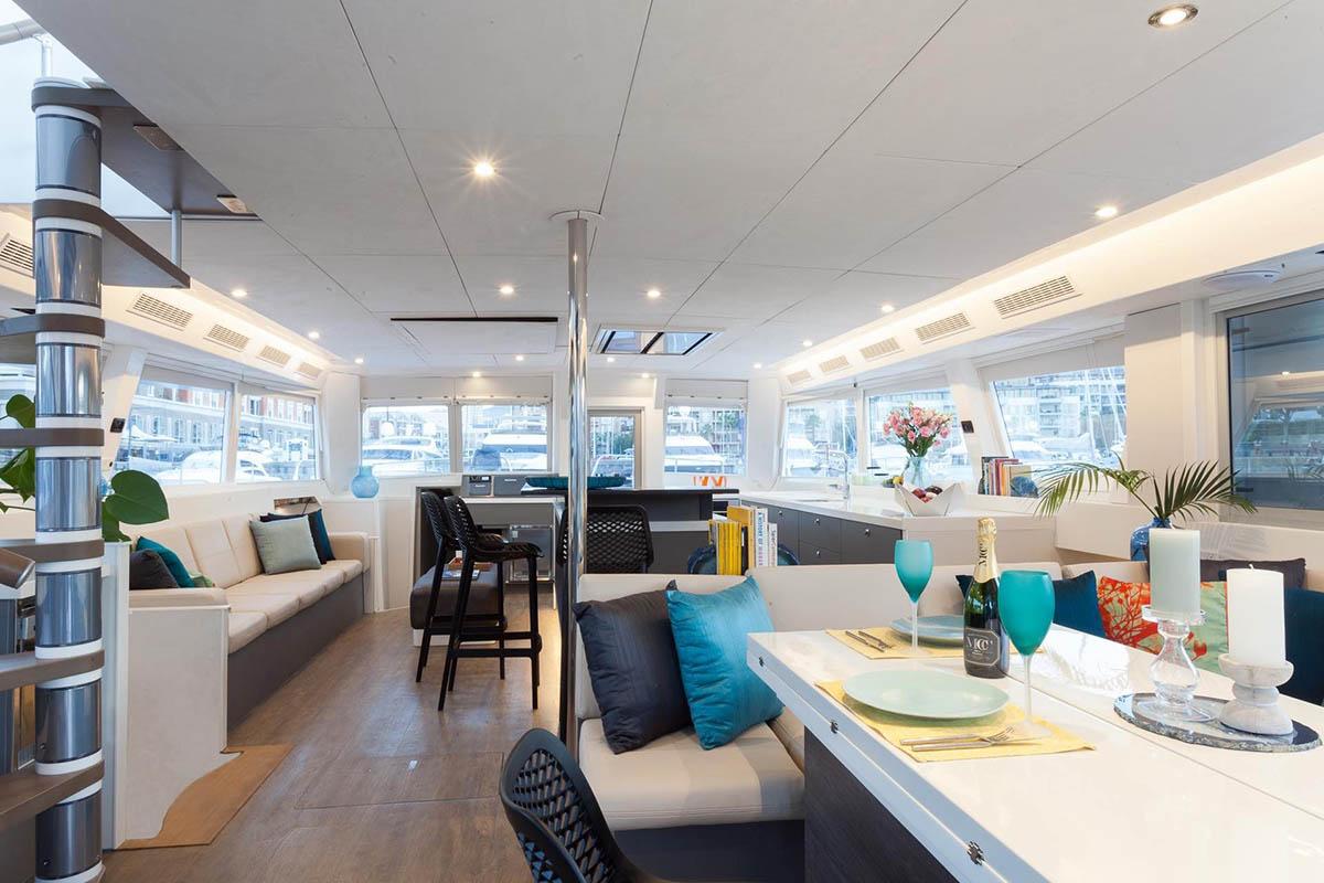 intérieur Voyage 650
