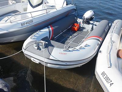 location bateau Ultimate Rib 430