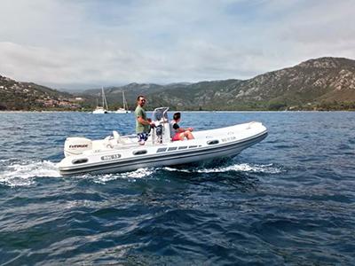 location bateau BSC 540