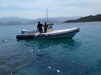 location bateau BWA 675