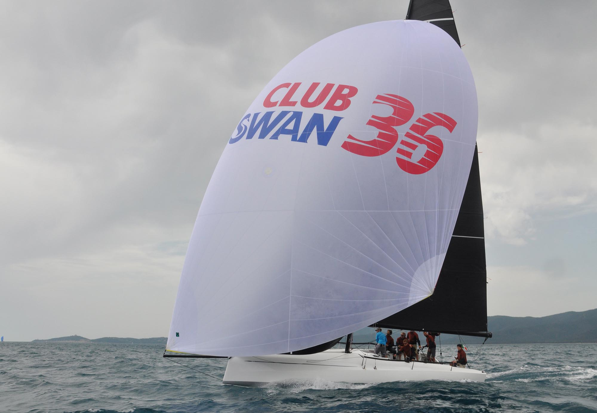esterno ClubSwan 36