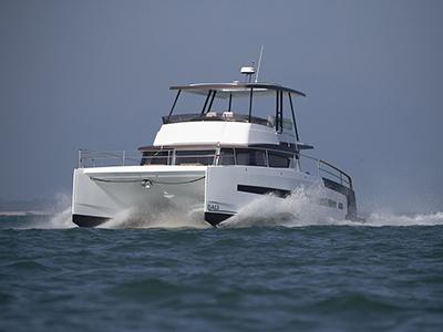 location bateau Bali 4.3 MY
