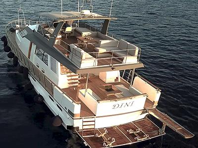 location bateau Maiora Renaissance 66