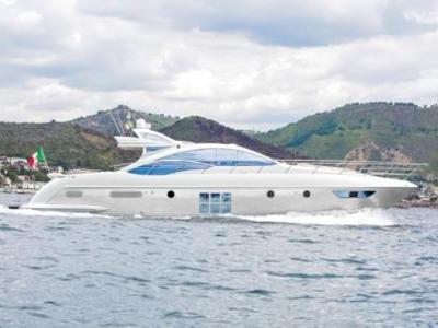 location bateau Azimut 625