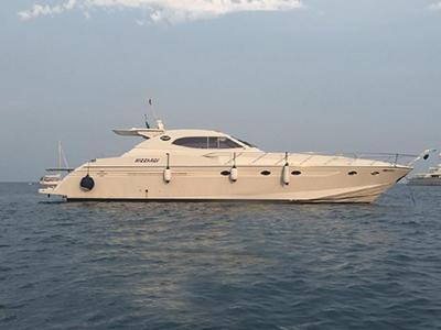location bateau Rizzardi CR 60