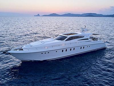 location bateau Oceans 5