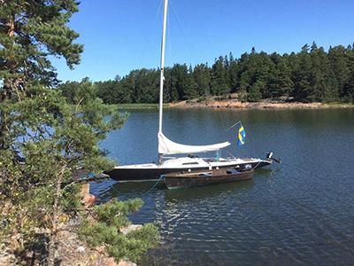 location bateau Safir