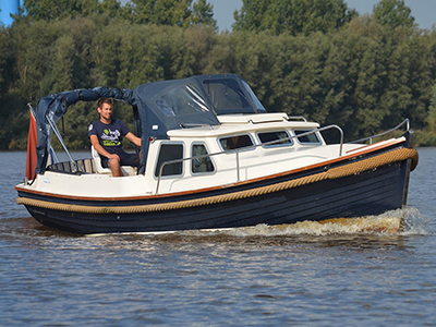 location bateau Drachtster Sloep Cabin 750