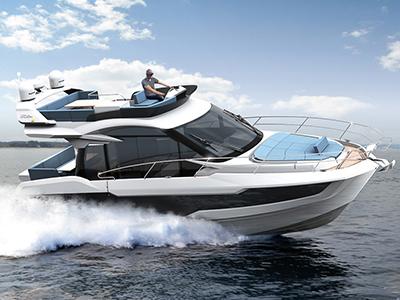 location bateau Galeon 400 Fly