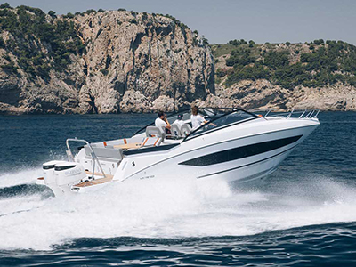 location bateau Flyer 10