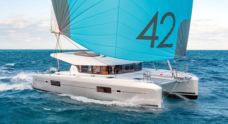 location bateau Lagoon 42