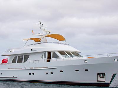 location bateau Moonen 72