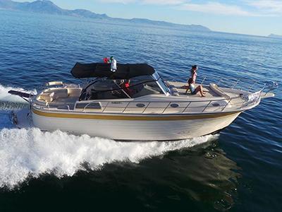 location bateau Darlin 40s