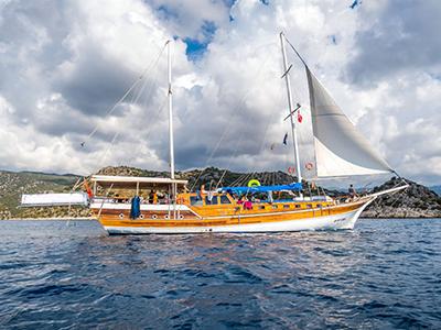 location bateau Alaturka 2