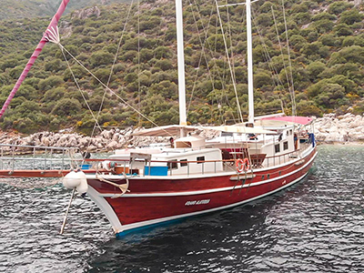 location bateau Grand Alaturka