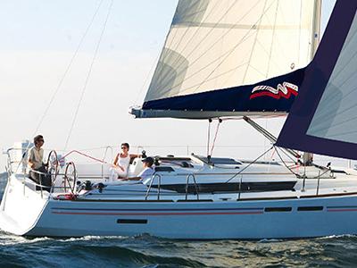 location bateau Moorings Sun Odyssey 419