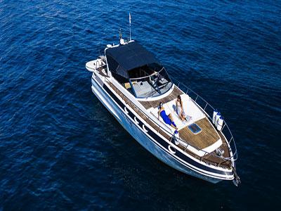 location bateau Piantoni 46