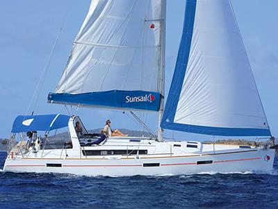 location bateau Sunsail Oceanis 45