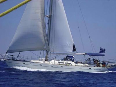 location bateau Atlantic 60