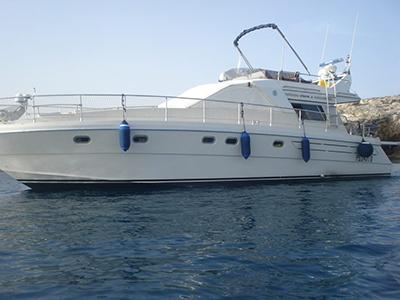 location bateau Raffaelli Storm 47S