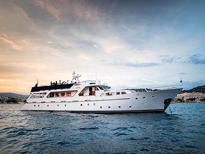 location bateau Lady Roxanne