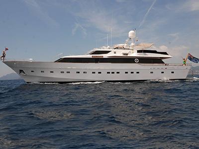 location bateau Atlantic Endeavour