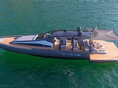 location bateau Anvera 55S