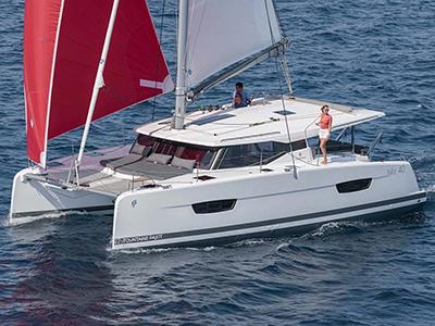 location bateau Isla 40