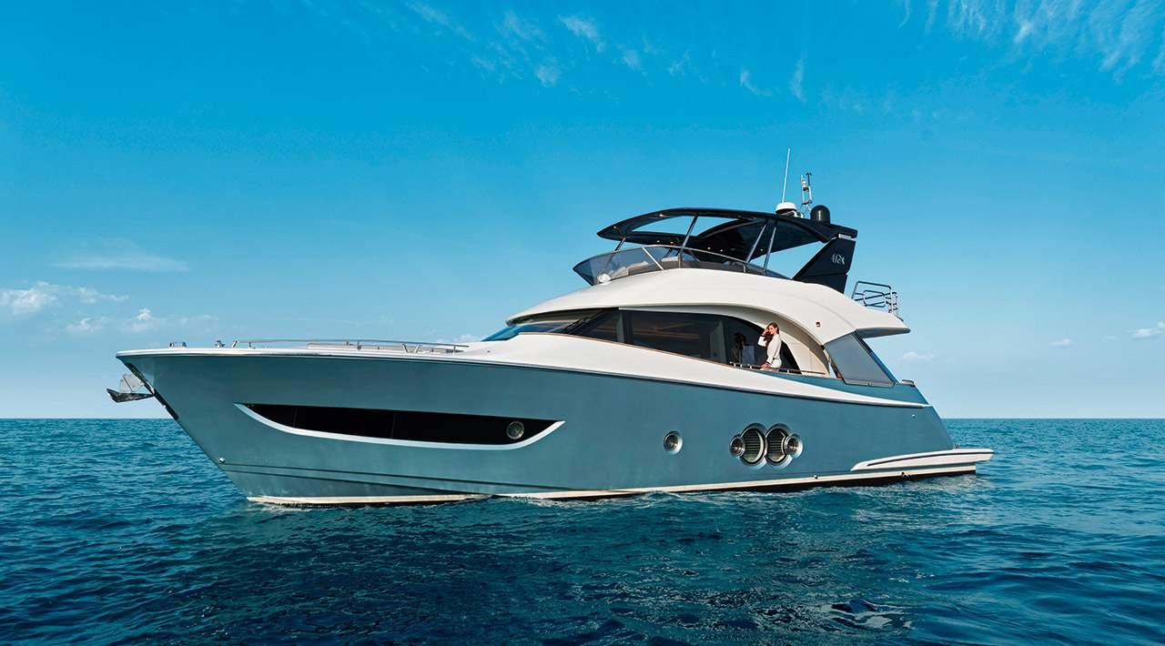 esterno Monte Carlo Yacht 66
