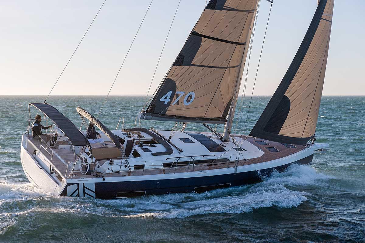 location bateau Dufour 470 GL