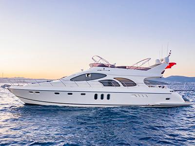 location bateau Zeynep Lina