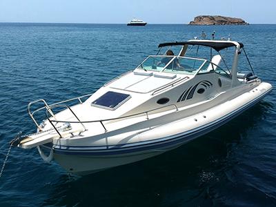 location bateau Oceanic Alegria 39