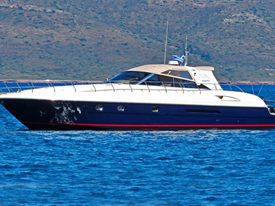 location bateau Gianetti 55 Sport