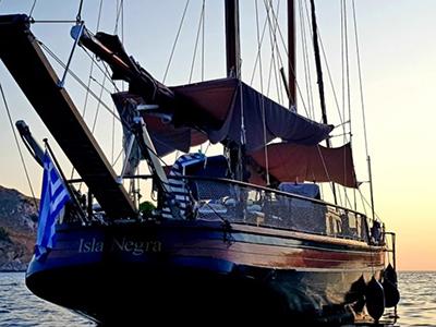 location bateau Gulet Isla Negra