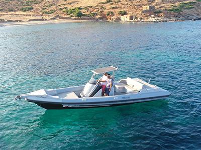 location bateau Nestor 900