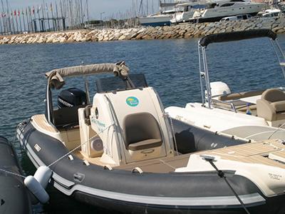 location bateau Stingher 27 GT